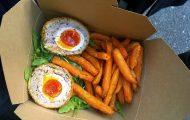 Street food στο Λονδίνο