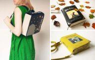 Τσάντες σε σχέδια γνωστών βιβλίων
