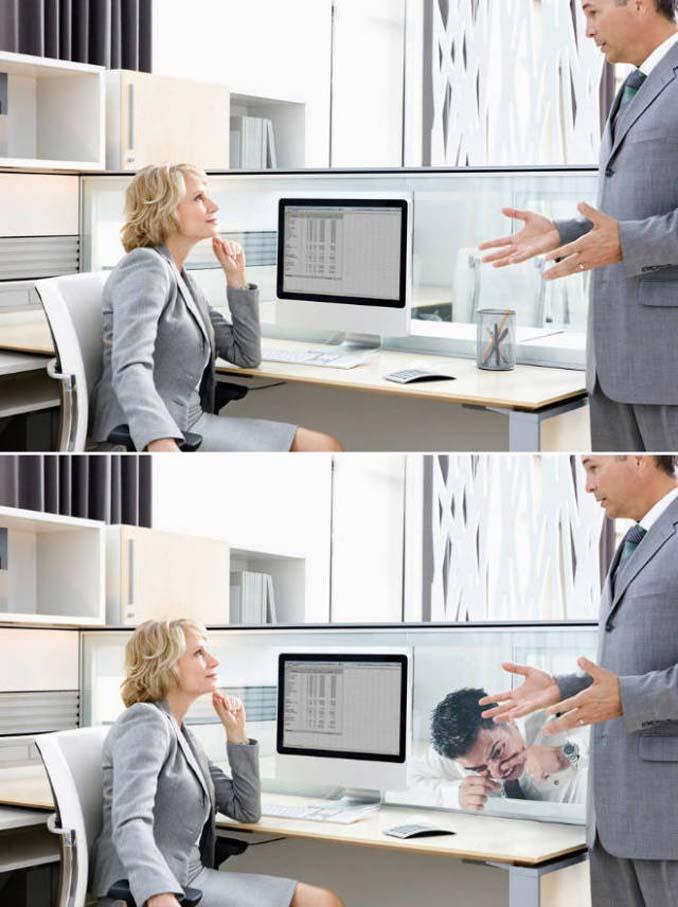Αυτός ο τύπος εισβάλλει με ξεκαρδιστικό τρόπο σε stock φωτογραφίες (14)
