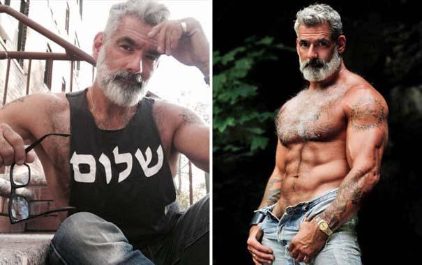 Ώριμοι άνδρες που μοιάζουν με μοντέλα - ή όντως είναι (1)