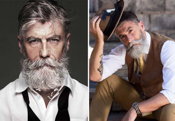 Ώριμοι άνδρες που μοιάζουν με μοντέλα - ή όντως είναι (3)
