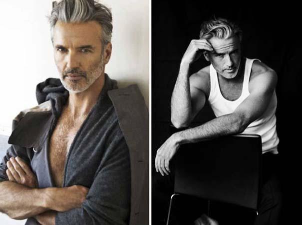 Ώριμοι άνδρες που μοιάζουν με μοντέλα - ή όντως είναι (5)