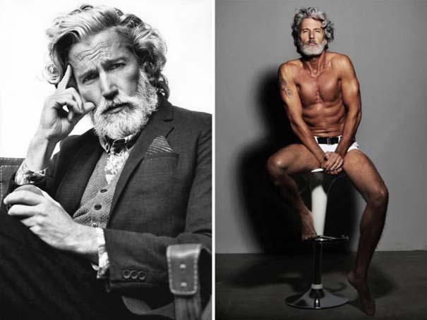 Ώριμοι άνδρες που μοιάζουν με μοντέλα - ή όντως είναι (6)