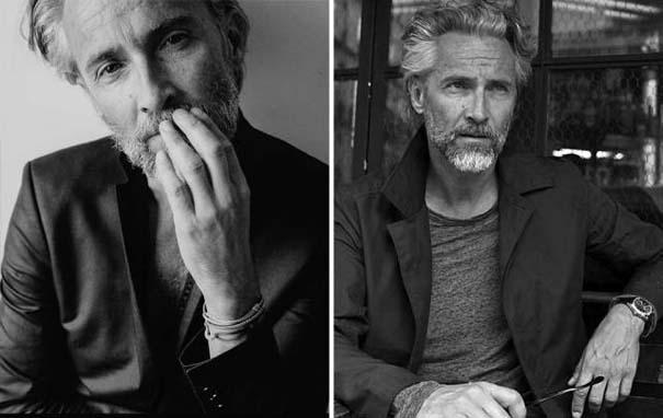 Ώριμοι άνδρες που μοιάζουν με μοντέλα - ή όντως είναι (13)