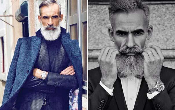 Ώριμοι άνδρες που μοιάζουν με μοντέλα - ή όντως είναι (18)