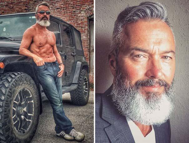 Ώριμοι άνδρες που μοιάζουν με μοντέλα - ή όντως είναι (20)