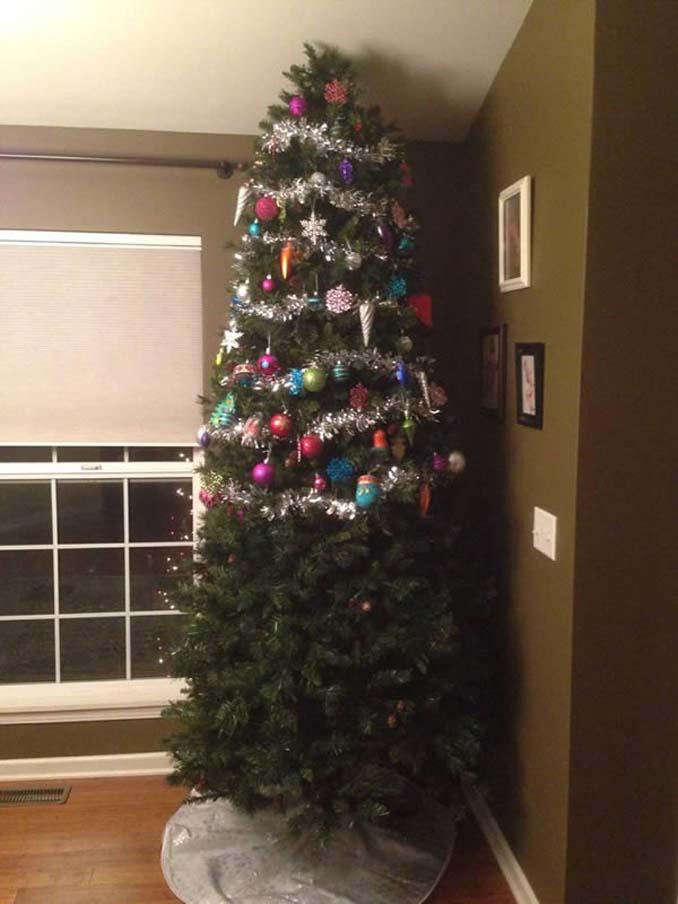 Χριστουγεννιάτικα δένδρα που σχεδιάστηκαν για να αντέξουν από παιδιά και κατοικίδια (6)