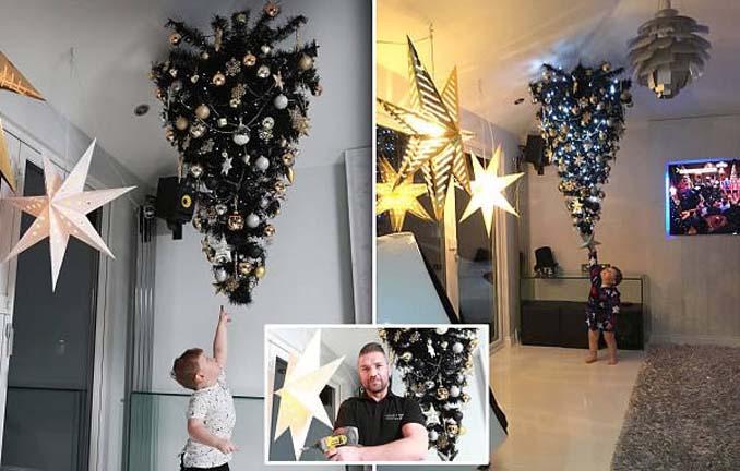Χριστουγεννιάτικα δένδρα που σχεδιάστηκαν για να αντέξουν από παιδιά και κατοικίδια (12)
