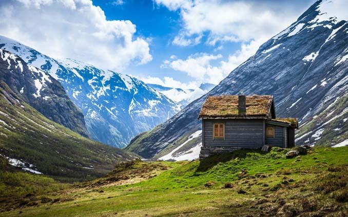 Υπέροχα σπίτια για όσους αγαπούν την μοναξιά (4)