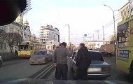 10 απίστευτοι καυγάδες στο δρόμο