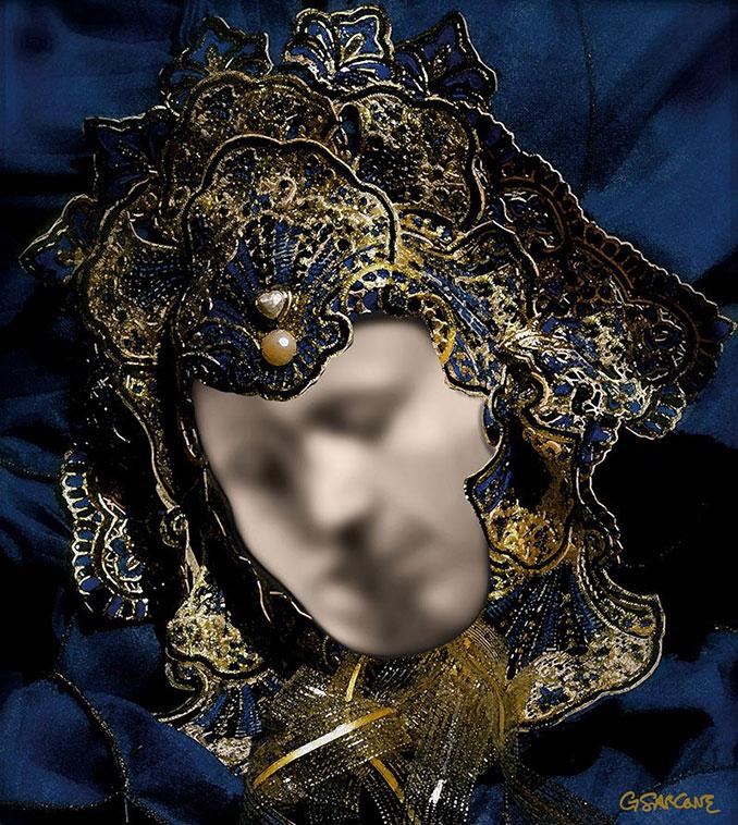 Αν βλέπετε απλά μια βενετσιάνικη μάσκα, κοιτάξτε καλύτερα! (2)