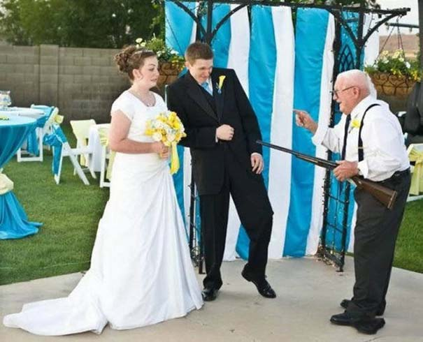 Αστείες φωτογραφίες γάμων #66 (9)