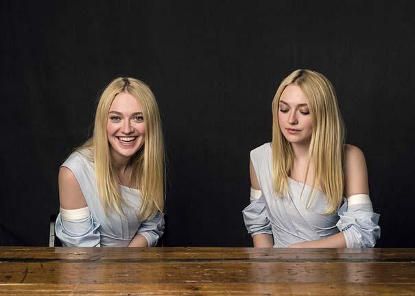 Διάσημοι αποκαλύπτουν την δημόσια και την ιδιωτική προσωπικότητά τους μέσα από διπλά πορτραίτα (10)