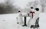 Δημιουργικοί χιονάνθρωποι που χαρίζουν άφθονο γέλιο (22)