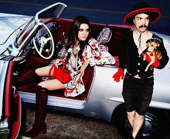 Εισβάλλει στις φωτογραφίες της Kendall Jenner με το Photoshop δίνοντας μια ξεκαρδιστική νότα (16)