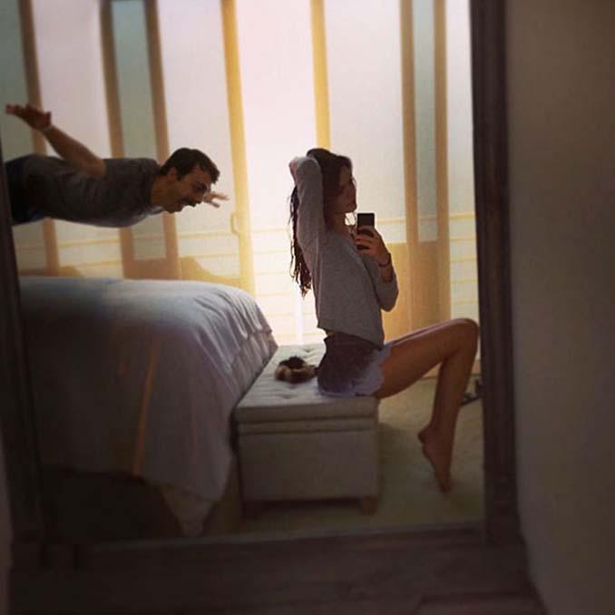 Εισβάλλει στις φωτογραφίες της Kendall Jenner με το Photoshop δίνοντας μια ξεκαρδιστική νότα (20)