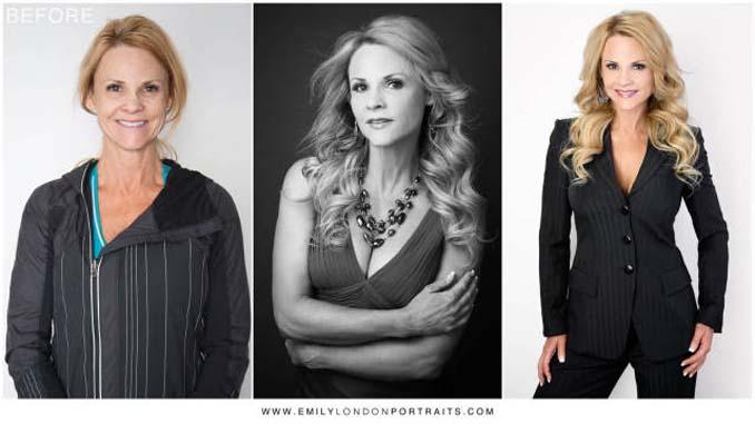 Εκπληκτικές μεταμορφώσεις γυναικών σε 3 καρέ (3)