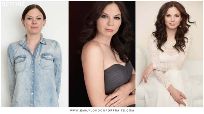 Εκπληκτικές μεταμορφώσεις γυναικών σε 3 καρέ (4)