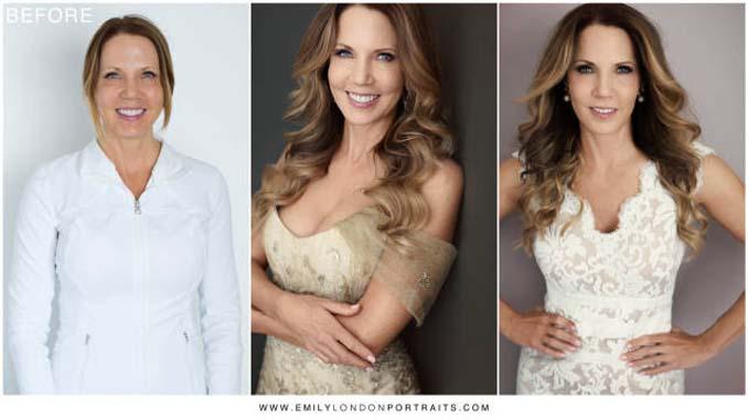 Εκπληκτικές μεταμορφώσεις γυναικών σε 3 καρέ (5)