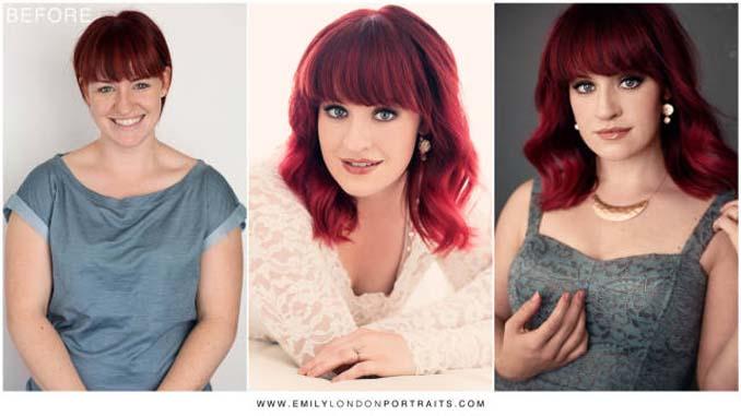 Εκπληκτικές μεταμορφώσεις γυναικών σε 3 καρέ (6)