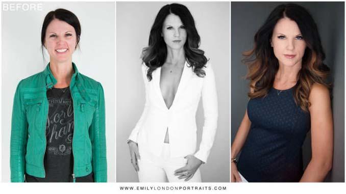 Εκπληκτικές μεταμορφώσεις γυναικών σε 3 καρέ (8)