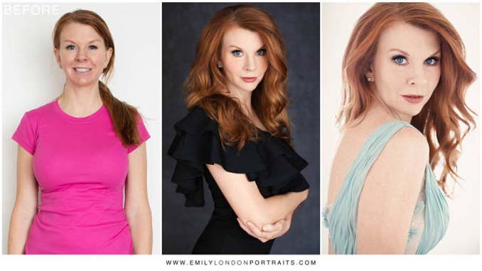 Εκπληκτικές μεταμορφώσεις γυναικών σε 3 καρέ (20)