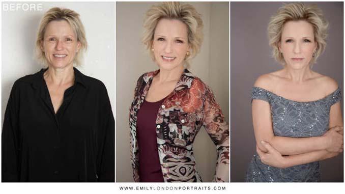 Εκπληκτικές μεταμορφώσεις γυναικών σε 3 καρέ (24)