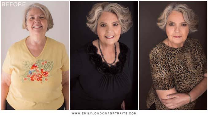 Εκπληκτικές μεταμορφώσεις γυναικών σε 3 καρέ (26)