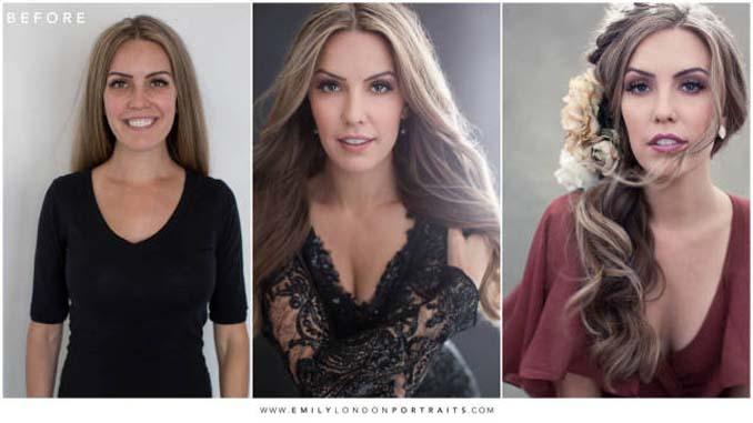 Εκπληκτικές μεταμορφώσεις γυναικών σε 3 καρέ (27)