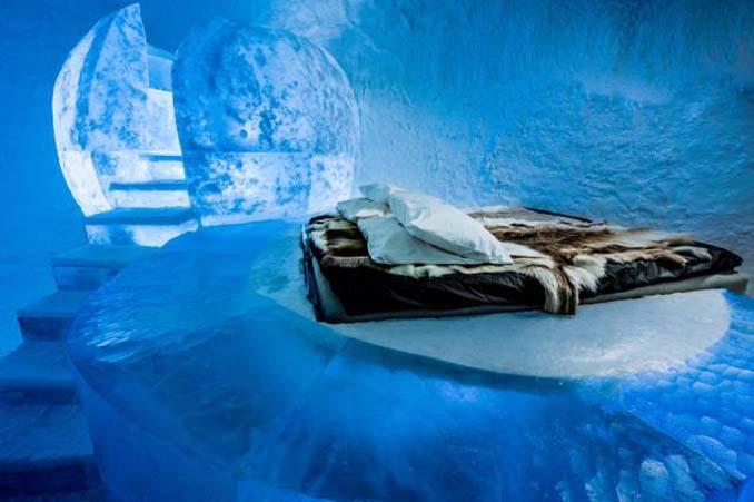 Το ξενοδοχείο από πάγο που δεν λιώνει ούτε το καλοκαίρι (3)