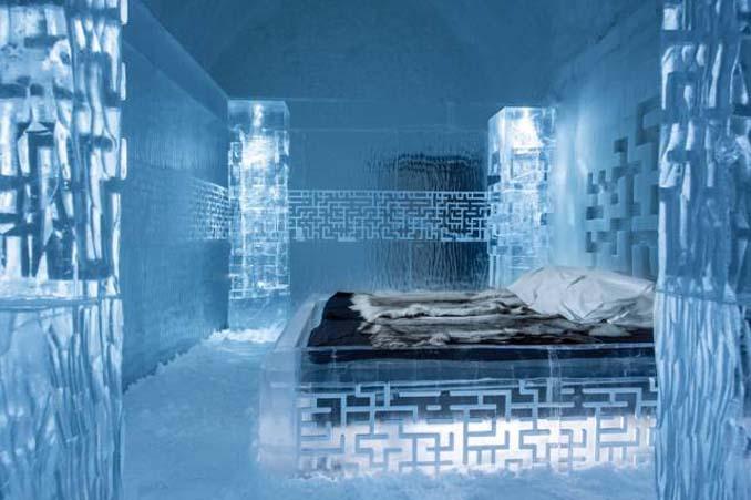 Το ξενοδοχείο από πάγο που δεν λιώνει ούτε το καλοκαίρι (9)