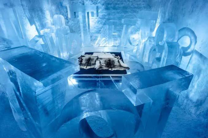 Το ξενοδοχείο από πάγο που δεν λιώνει ούτε το καλοκαίρι (11)