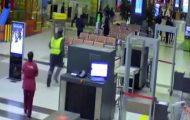 Μια τρελή καταδίωξη σε αεροδρόμιο της Ρωσίας