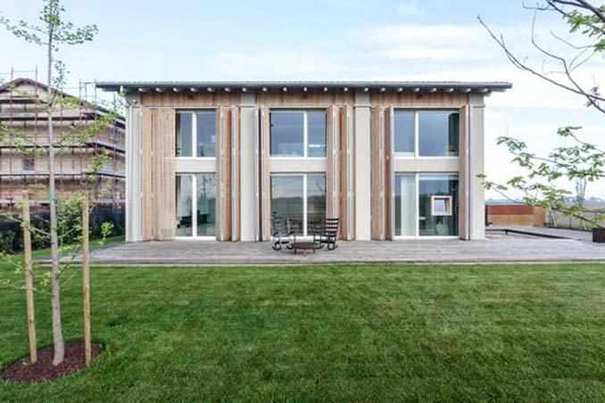 Μοναδικό σπίτι που ανακαινίστηκε από παλιό αχυρώνα στην Ιταλία (2)