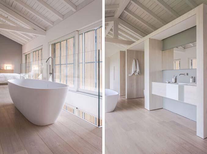 Μοναδικό σπίτι που ανακαινίστηκε από παλιό αχυρώνα στην Ιταλία (9)