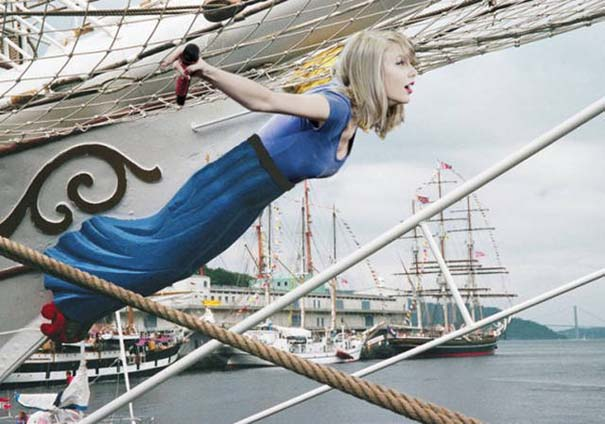 Photoshop battle με την Taylor Swift (4)