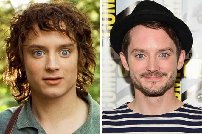 Οι πρωταγωνιστές των ταινιών «The Lord of the Rings» 15 χρόνια μετά (1)