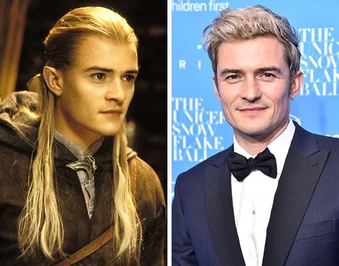 Οι πρωταγωνιστές των ταινιών «The Lord of the Rings» 15 χρόνια μετά (2)