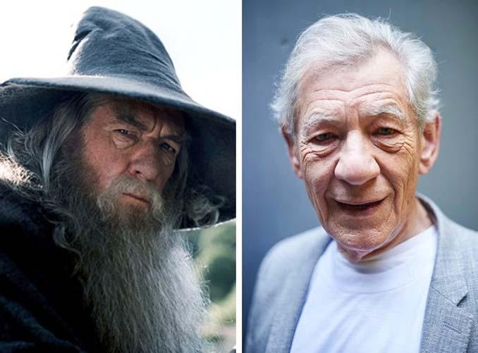 Οι πρωταγωνιστές των ταινιών «The Lord of the Rings» 15 χρόνια μετά (3)