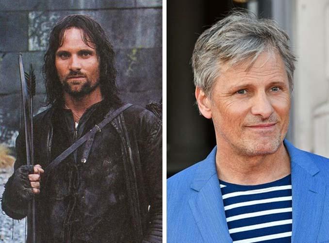 Οι πρωταγωνιστές των ταινιών «The Lord of the Rings» 15 χρόνια μετά (4)