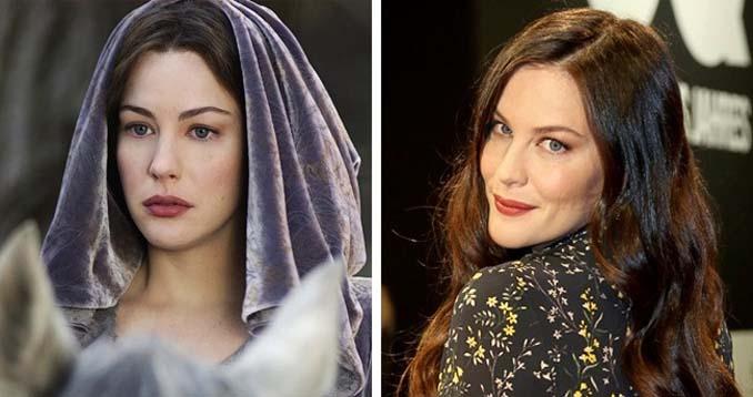 Οι πρωταγωνιστές των ταινιών «The Lord of the Rings» 15 χρόνια μετά (5)