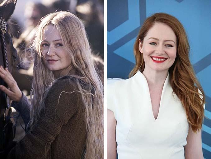 Οι πρωταγωνιστές των ταινιών «The Lord of the Rings» 15 χρόνια μετά (10)