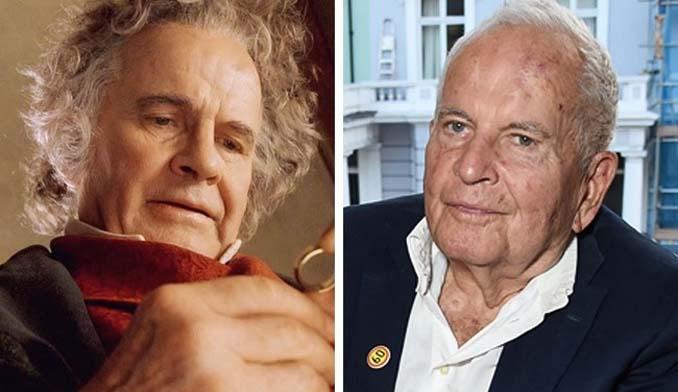 Οι πρωταγωνιστές των ταινιών «The Lord of the Rings» 15 χρόνια μετά (11)
