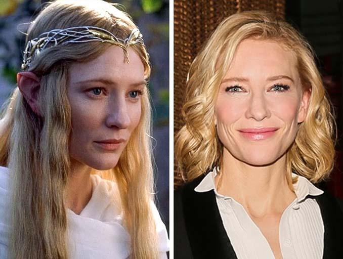 Οι πρωταγωνιστές των ταινιών «The Lord of the Rings» 15 χρόνια μετά (12)