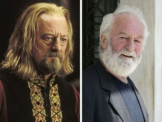 Οι πρωταγωνιστές των ταινιών «The Lord of the Rings» 15 χρόνια μετά (13)