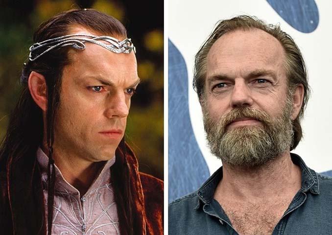Οι πρωταγωνιστές των ταινιών «The Lord of the Rings» 15 χρόνια μετά (14)