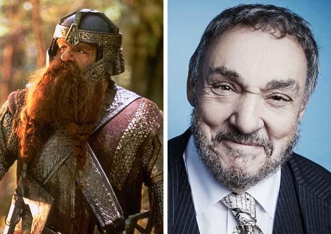 Οι πρωταγωνιστές των ταινιών «The Lord of the Rings» 15 χρόνια μετά (15)