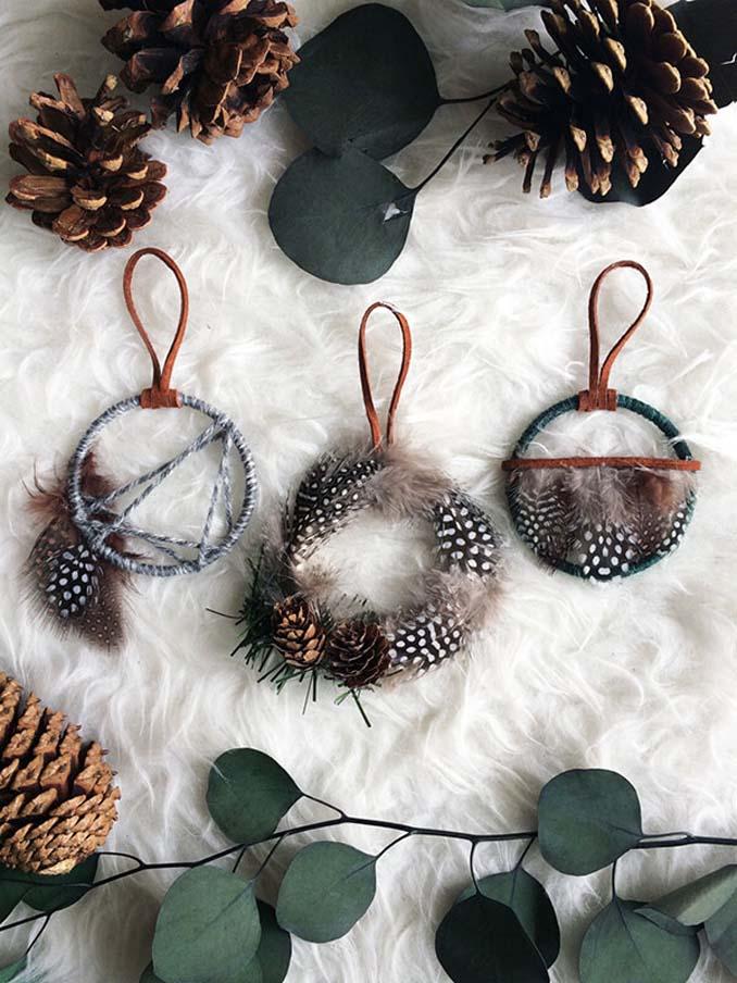 Πρωτότυπα και δημιουργικά στολίδια για μια διαφορετική πινελιά στο χριστουγεννιάτικο δέντρο (1)