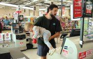 Πως να πας για ψώνια με ένα μωρό
