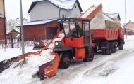 Στη Ρωσία έχουν βρει μια έξυπνη πατέντα για να καθαρίζουν το χιόνι από τους δρόμους